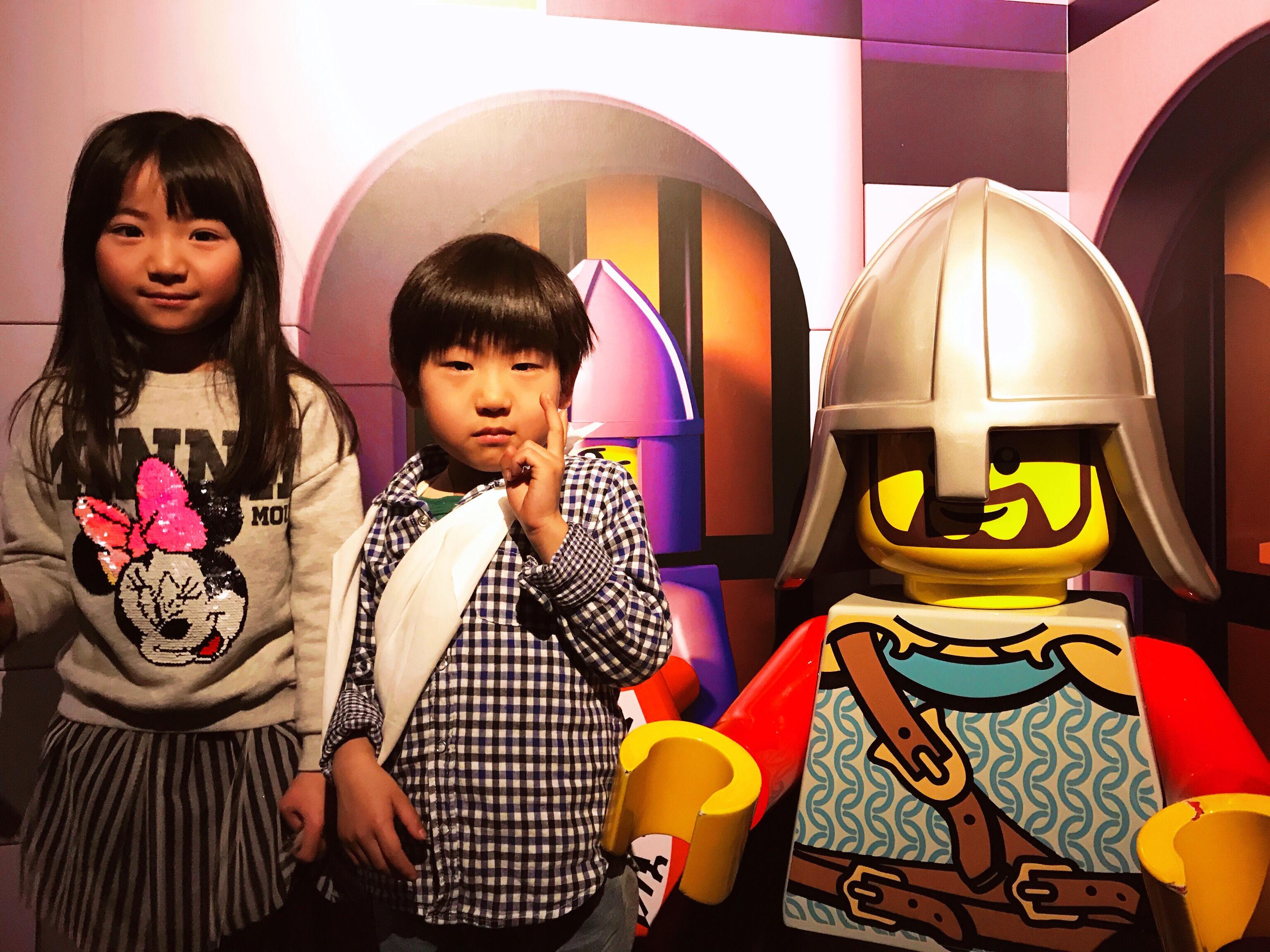 LEGO大阪☆☆☆